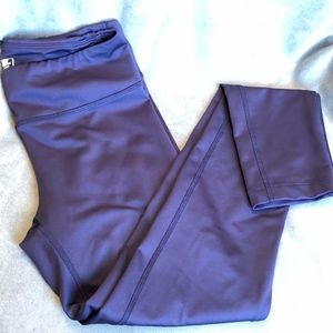 New Balance Navy Blue Legging Medium - Made in USA